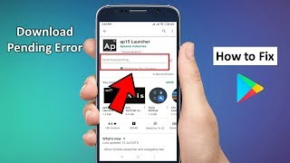 how to solve download pending in play store 2019 - TH-Clip