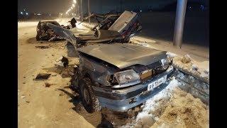 аварии дтп февраль 2019