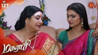 Magarasi - Episode 127 | 21st March 2020 | Sun TV Serial | Tamil Serial