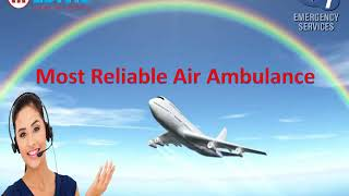 Hire Risk-Free Air Ambulance Service in Mumbai by Medivic Aviation
