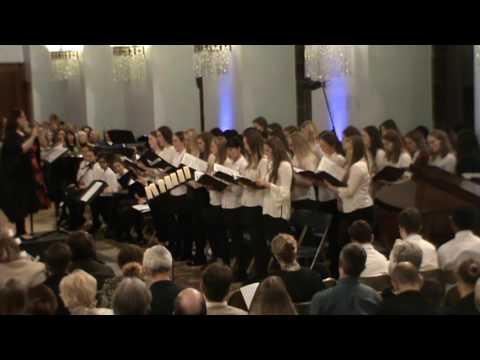 The Angel Gabriel - Senior Choir, Ceremony of Carols 2016