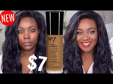 Stay Perfect Shade & Define by no7 #3