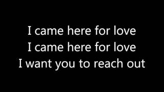 Sigala, Ella Eyre   Came Here For Love (with Lyrics Con Letra)