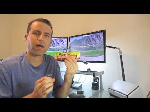 PowerBar Performance Energy Bar Mixed Berry Blast Flavor Review