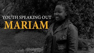 "Youth Speaking Out: ""Do I speak with Jesus, or am I frightened of silence?"""
