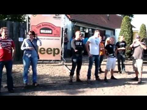 10th anniversay Jeep Club Nederland
