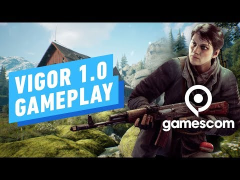 14 Minutes of Vigor 1 0 Gameplay - Personal Gamers