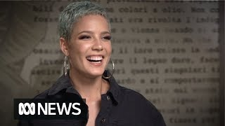 Halsey Talks Shakespeare Songwriting And Love