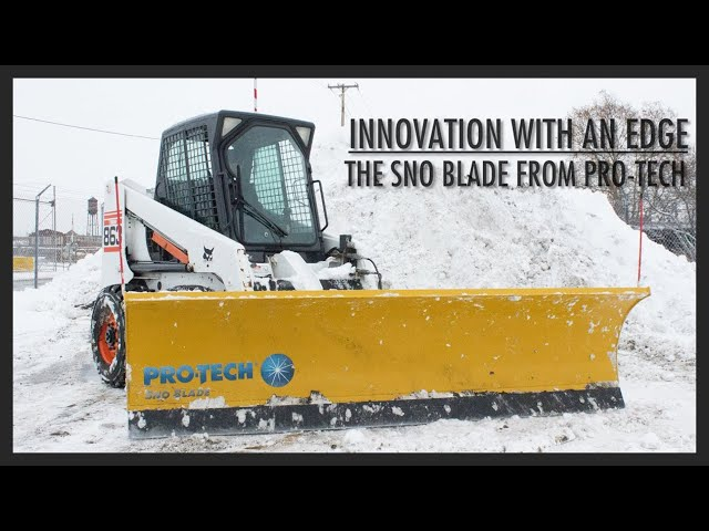 Sno Blade:  Innovation With An Edge