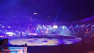 "Siddharth Slathia & Denada - ""Koi Mil Gaya"" At The Closing Ceremony Of Asian Games 2018"