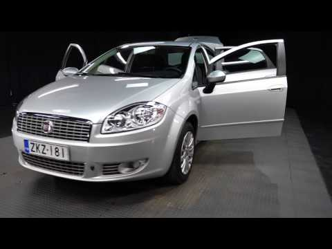 Fiat LINEA 1.4 Sedan, Sedan, Manuaali, Bensiini, ZKZ-181