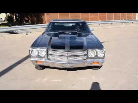 Video of '70 Chevelle - PDTS