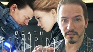 DEATH STRANDING - Release Trailer REACTION + INSIGHTS + REVIEW