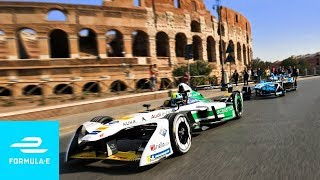 Bringing Electric Racing To Ancient Rome...   Street Racers S4 Episode 11   ABB Formula E