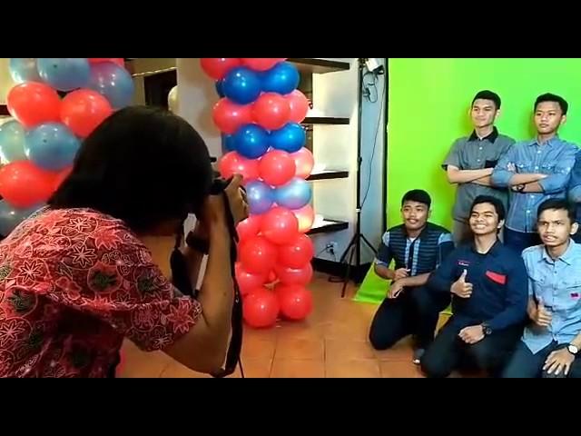 Greenscreen Photobooth