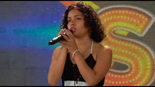 """Natalia Jiménez puso todo su esfuerzo al cantar """"Daría""""   Yo Soy"""