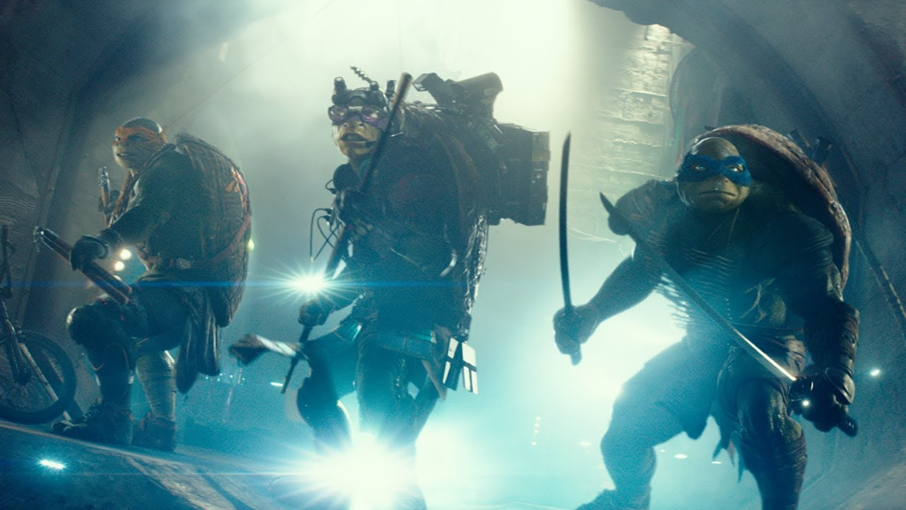 Movie Trailer:  Teenage Mutant Ninja Turtles (2014)