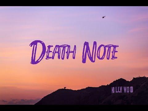 Gnar feat Lil Skies & Craig Xen - Death Note (Lyrics Video)