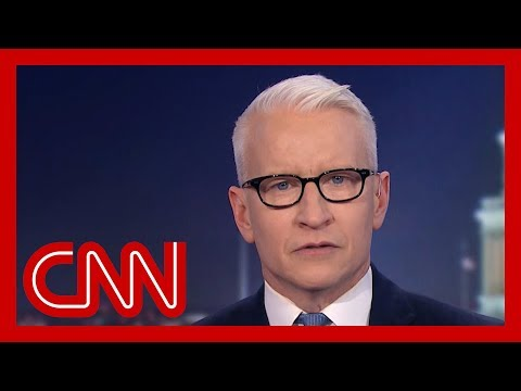 Anderson Cooper rolls tape on years of Trump's false claims