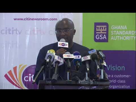 Building CODE for Ghana launch VEEP Full Speech