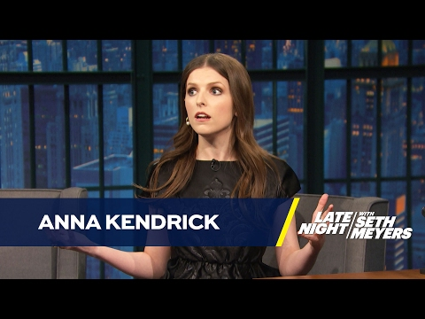 Anna Kendrick Learned Vagina Can Be a Verb