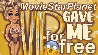 MSP GAVE ME FREE VIP! (NEW MSP HACK/GLITCH?)