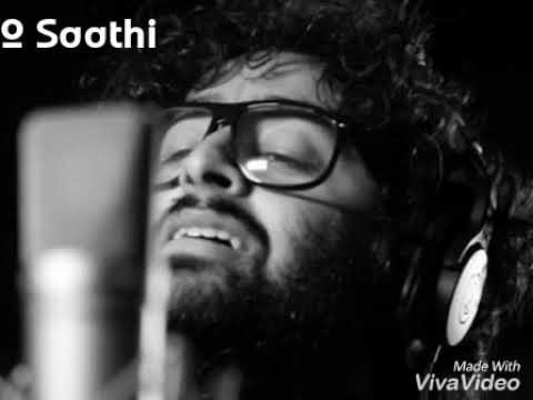 O Saathi | Naazm Naazm | covered by Arijit singh | Atif Aslam