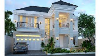 Video Desain Rumah Classic 2 Lantai Ibu Ayu di  Pantai Saba, Gianyar