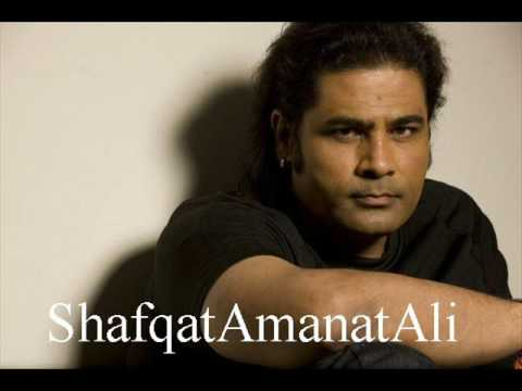 Shafqat Amanat Ali - Teri Yaad Aayi - Khamoshiyan  - With Lyrics Mp3