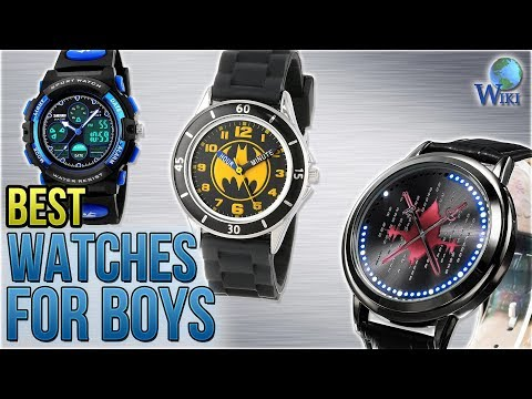 10 Best Watches For Boys 2018