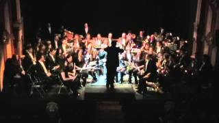 preview picture of video '22-mar-2013 Banda de Música de Alba de Tormes. Cristo de San Jerónimo (Jaime Jiménez Pérez)'