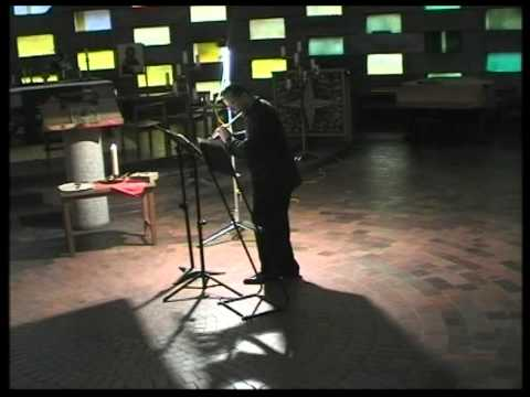Rowland Sutherland (Flute) plays Pierre-Octave Ferroud Part 1