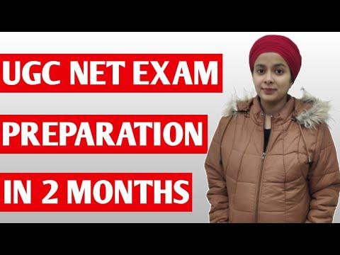 Ugc Net Exam Preparation in 2 Months    Best Strategy To Crack ...