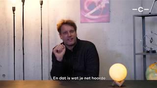 Thomas Hertog over een kus in de ruimte met grote gevolgen