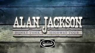 Alan Jackson in Wilkes-Barre