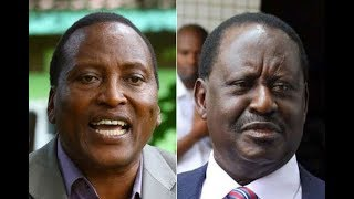 MP Richard Onyonka decamps from DP Ruto's team tanga tanga to Raila's