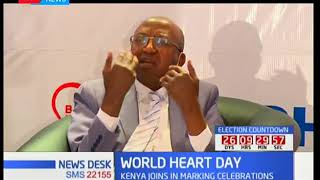 Kenya joins the world in marking world heart day