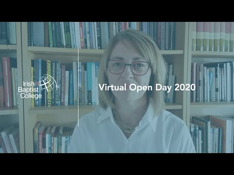 IBC Video: Virtual Open Day // Lynette Simpson - Registrar