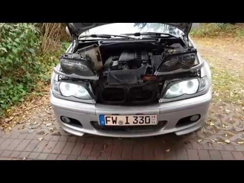 BMW 3er e46 Xenon nachrüsten - Welche Teile sind nötig - Überblick