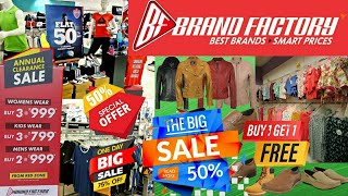 Brand Factory Latest Video || Brand Factory Flat 60% off Sale || brand Factory New Arrival Sale | BF