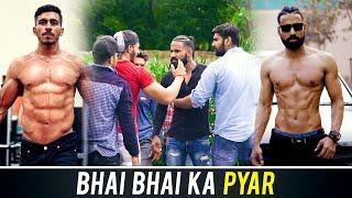 Bhai Bhai Ka Pyaar | Sanju Sehrawat | Make A Change