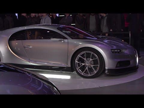 Chris Harris Talks Bugatti Chiron | Top Gear