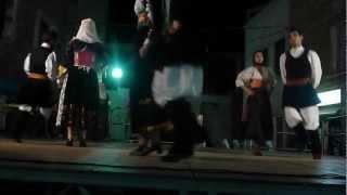 preview picture of video 'Gruppo Folk Santa Rughe, Uri, ballu a passu 24-06-12.MOV'