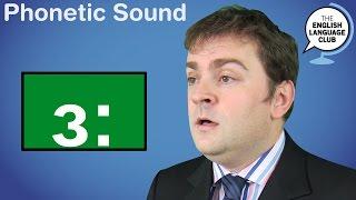 The /ɜ:/ Sound