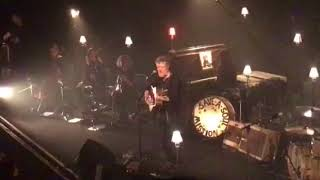 Song Of Good Hope & Lucky Man, Glen Hansard, Vicar St., Dublin, 18th Dec 2017
