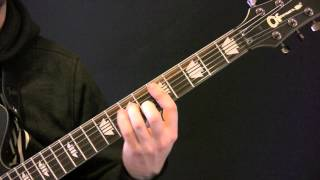 Arctic Monkeys Mad Sounds Guitar Tutorial - How To Play Mad Sounds On Guitar