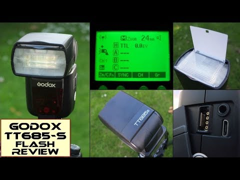 Godox TT685S Flash/Speedlight: Review
