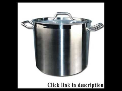 24 Qt Stainless Steel Pot