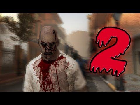 Left 4 Dead 2: Ещё есть что доказать #2 - ТАААНК!