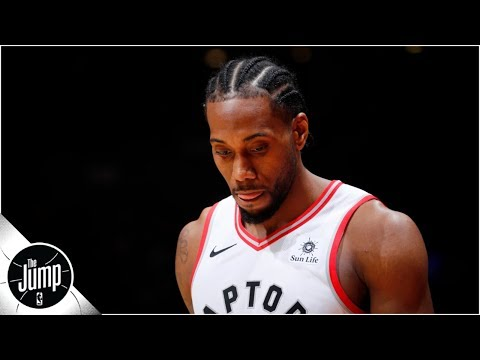 A lot of the NBA thinks Kawhi Leonard is gone no matter what Raptors do - Brian Windhorst | The Jump